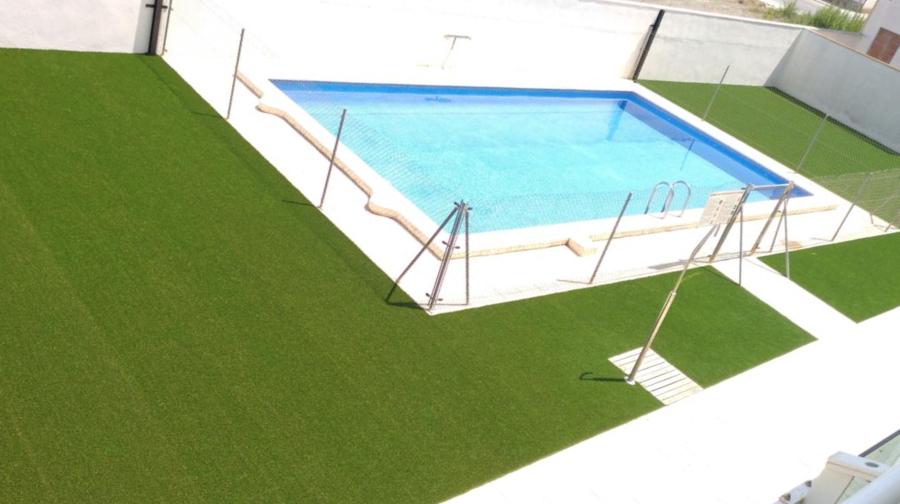 Piscina Apartament Blaucel 2 Deltebre