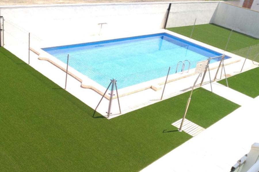 Piscina Apartament Blaucel Deltebre